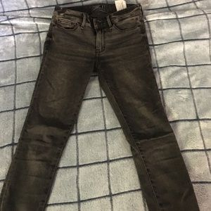 Woman Abercrombie Jeans